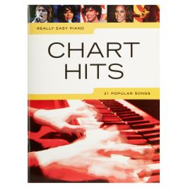MS Really Easy Piano: Chart Hits