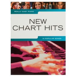 MS Really Easy Piano: New Chart Hits