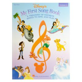 MS Disney's My First Songbook Vol.1
