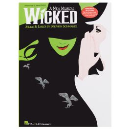 MS Stephen Schwartz: Wicked (Piano/Vocal Selections)