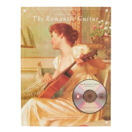 MS Romantic Guitar (Noad) BK/CD