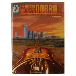 MS Fretboard Roadmaps: Dobro Guitar