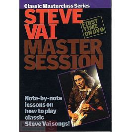 MS Vai, Steve Master Session