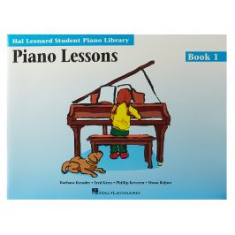 MS Hal Leonard Student Piano Library: Piano Lessons Book 1