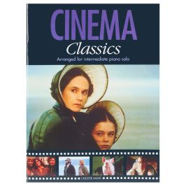 MS Cinema Classics Arranged For Intermediate Piano Solo