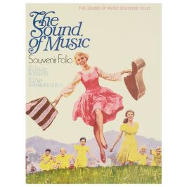 MS The Sound Of Music: Souvenir Folio