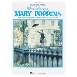 MS Mary Poppins Selections Easy Piano