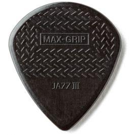 Dunlop Max Grip Jazz III Black Stiffo