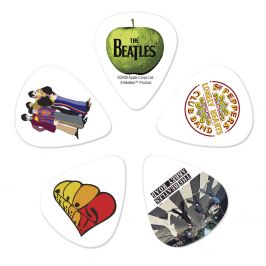 D'Addario Planet Waves Beatles Classic Albums Picks Heavy