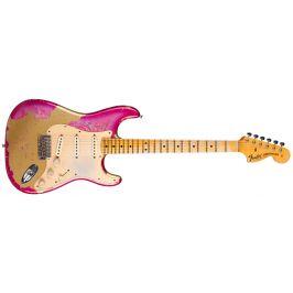Fender 69 Stratocaster Relic Paisley Aztek Gold