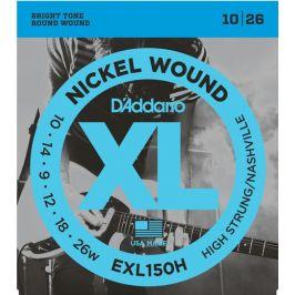 D'Addario EXL150H