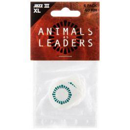 Dunlop Animals As Leaders Tortex Jazz III 0.60 White