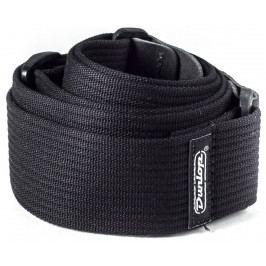 Dunlop Ribbed Cotton Strap Black