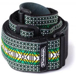 Dunlop Jacquard Strap Matrix Green