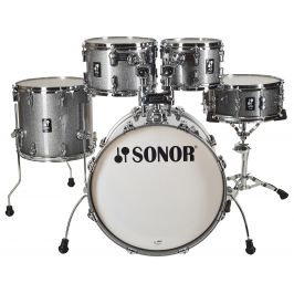 Sonor AQ 2 Stage Set Quartz Titanium