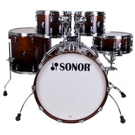 Sonor AQ 2 Stage Set Brown Fade