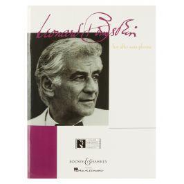 KN Leonard Bernstein for alto saxophone