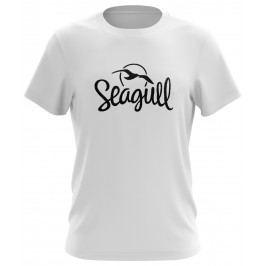 Seagull Logo T-Shirt White XL