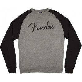 Fender Logo Pullover Gray M