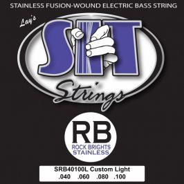 SIT RBS 45100L Rock Br. Stainl. Light
