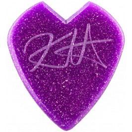Dunlop Kirk Hammett Jazz III Purple Sparkle
