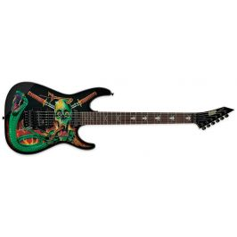ESP George Lynch Skulls & Snakes