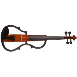 Gewa E-violin Red brown
