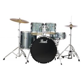 Pearl Roadshow Rock set Charcoal Metallic