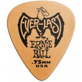 Ernie Ball Everlast Picks 0.73 Orange