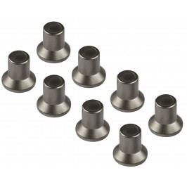 Icon Metal Knob Cap (Set of 8)
