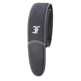 Furch Leather Strap Black