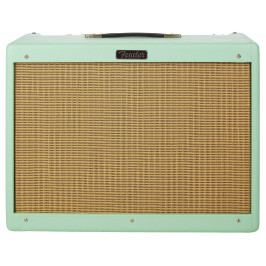 Fender Hot Rod Deluxe IV Surf Green Creamback