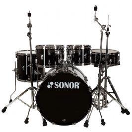 Sonor AQ1 Piano Black Studio Set