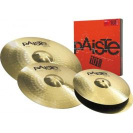 Paiste 101 Brass set
