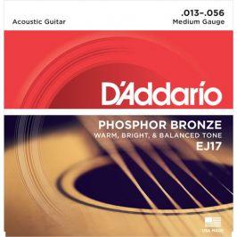 D'Addario EJ17