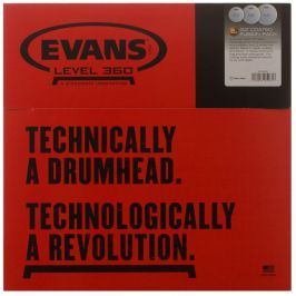 Evans Genera G2 Fusion Coated set