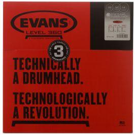 Evans EC2S Clear Fusion set