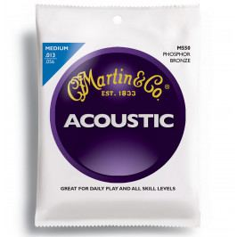 Martin 92/8 Phosphor Bronze Medium