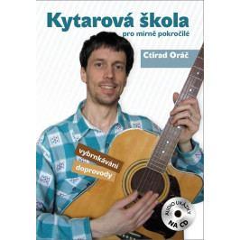 KN Kytarová škola pro mírně pokročilé + CD