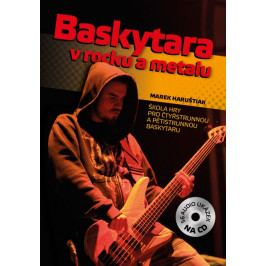 KN Baskytara v rocku a metalu + CD