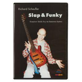 Muzikus Slap & funky - DVD - Richard Scheufler