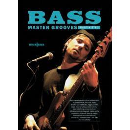 Muzikus Bass Master Grooves - kniha s CD - Martin Štec