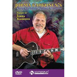MS Jorma Kaukonen: Fingerpicking Guitar Method