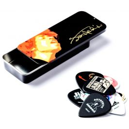 Dunlop Jimi Hendrix Pick Tin Electric Ladyland
