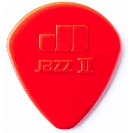 Dunlop Jazz II Red Nylon