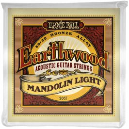 Ernie Ball Earthwood 80/20 Bronze Mandolin Light