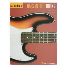 MS Hal Leonard Bass Method Book 2 Second Edition