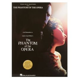 MS The Phantom Of The Opera: Film Soundtrack Vocal Selections