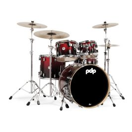 PDP Concept Maple CM5 Red to Black Fade