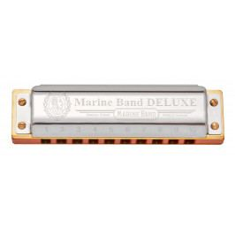 Hohner Marine Band Deluxe B-major